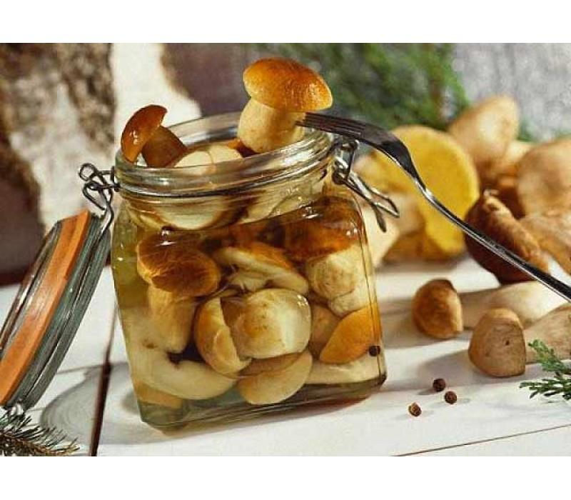 Заготовки на зиму, маринованные грибы рецепт, как